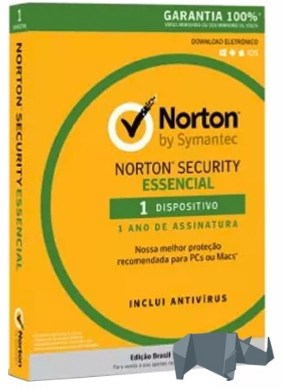 Norton Security Essencial