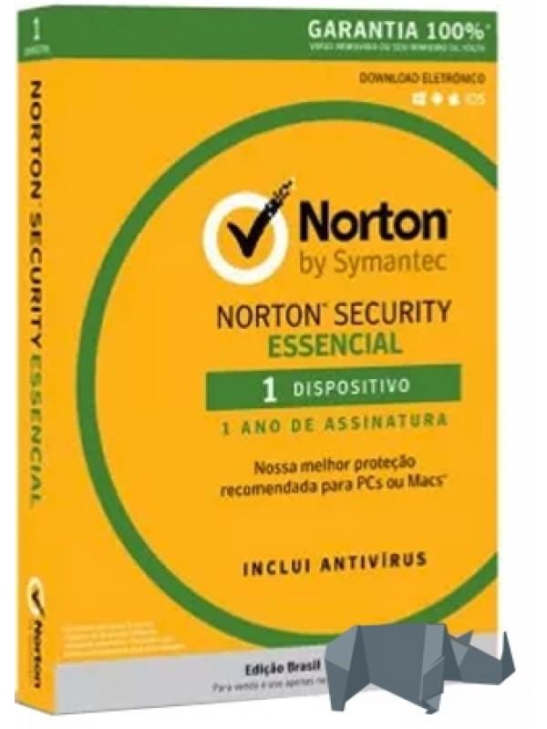 Norton Security Essencial